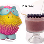 Mai Toy dogtail drink for dogs